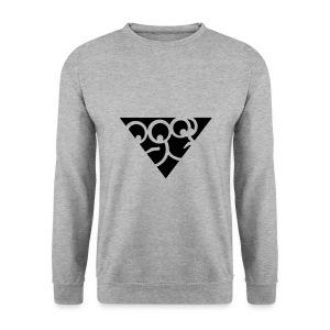 Dreieck Pulli (Grau) - Männer Pullover