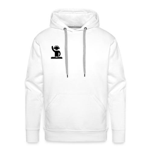 SWEATSHIRT DJ - Sweat-shirt à capuche Premium pour hommes