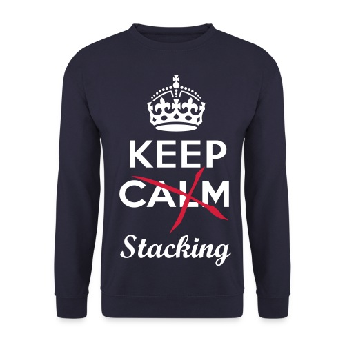 Keep stacking sweat - Men's Sweatshirt