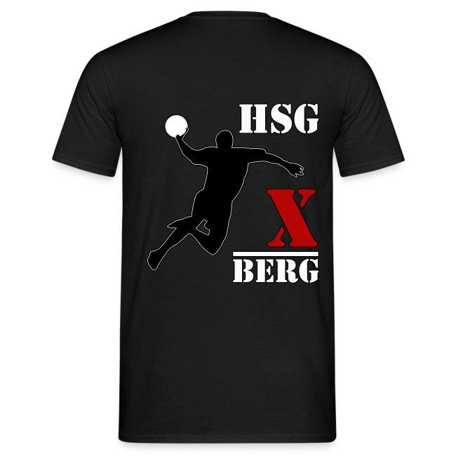 T-Shirt HSG XR BERG - Wappen vorne