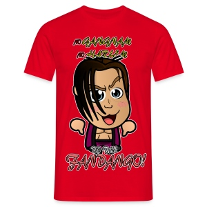 Chibi Fandango - No Gangnam Shirt (Male) - Men's T-Shirt