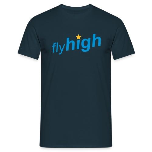 Fly High shirt - Men's T-Shirt
