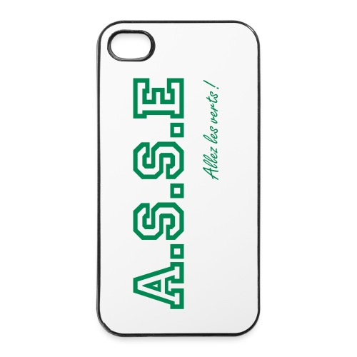 Coque ASSE - Coque rigide iPhone 4/4s