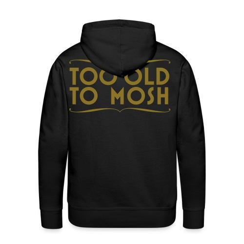 Felpa Mosh - Men's Premium Hoodie
