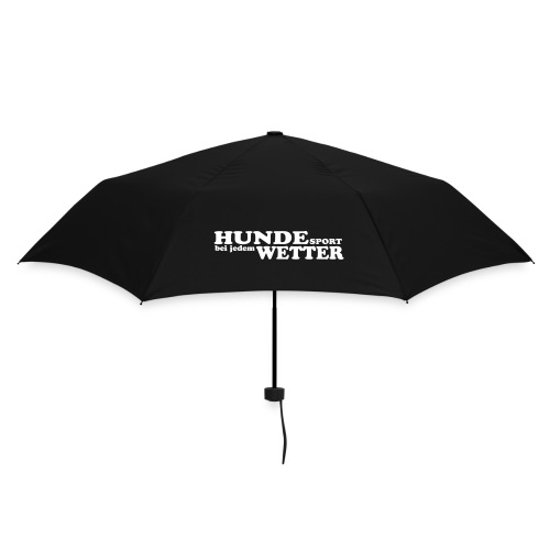 HundeWetter-Regenschirm (klein) - Regenschirm (klein)