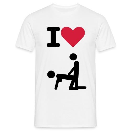 LOVE FOKIN - Camiseta hombre