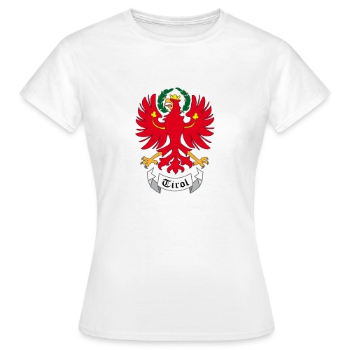 Tiroler Adler - Aquila Tirolese - Maglietta da donna