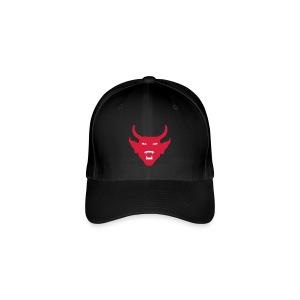 Baseballcap des Teufels  - Flexfit Baseballkappe