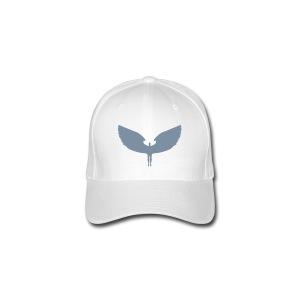 Baseballcap mit Engel - Flexfit Baseballkappe