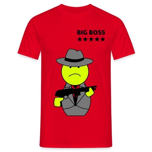 BOSS - T-shirt Homme