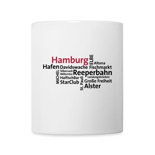 Hamburg ahoi - Tasse