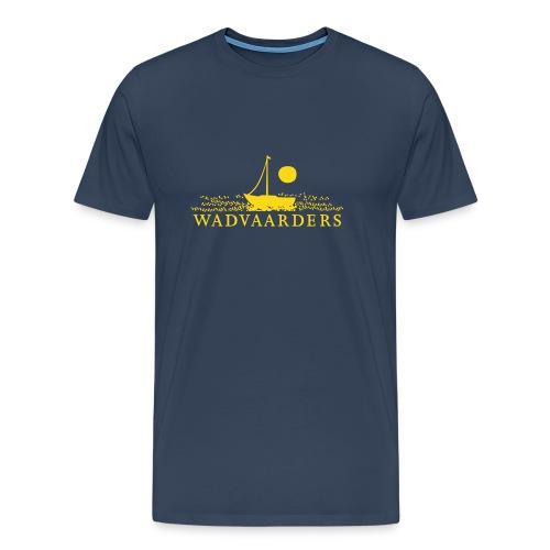 Klassiek T-shirt/flock - Mannen Premium T-shirt
