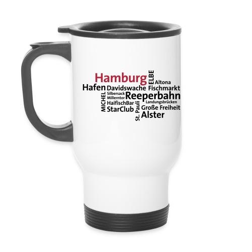 Hamburg ahoi - Thermobecher