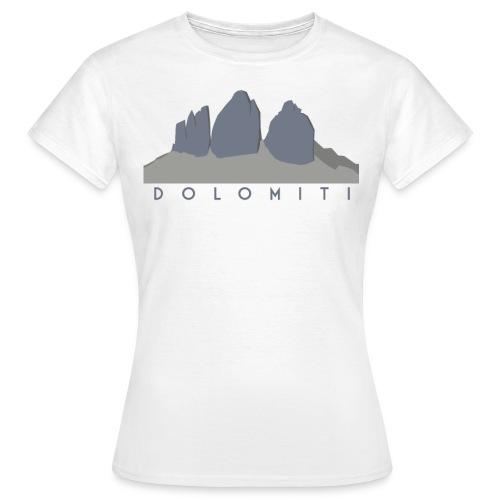 Dolomiti - Maglietta da donna