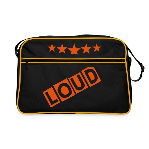 Loud Bag - Retro Bag