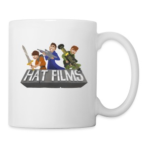 Hat Films (Left Handed) Mug - Mug