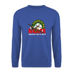Greenacres RCM&E 2013 Fly-in sweatshirt - Men's Sweatshirt