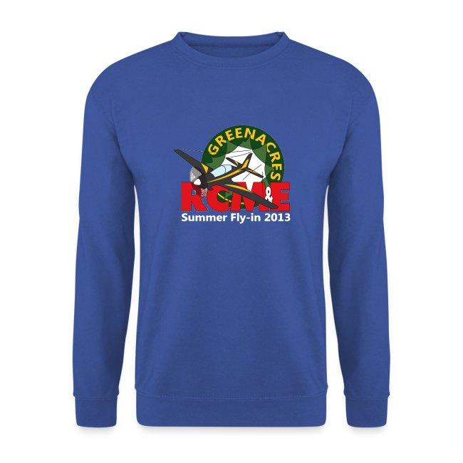 Greenacres RCM&E 2013 Fly-in sweatshirt