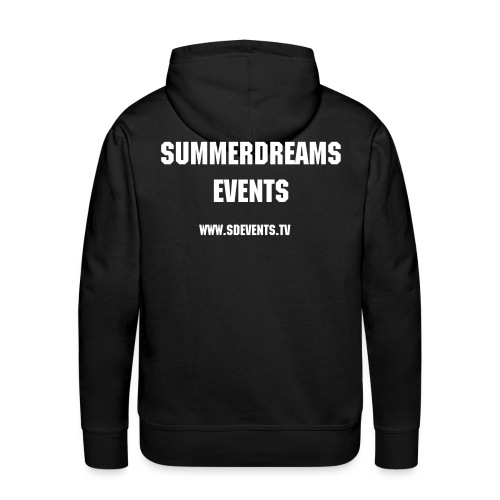 Summerdreams Events - Männer Premium Hoodie