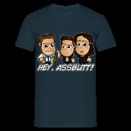 T-Shirts ~ Men's T-Shirt ~ Chibi Supernatural - Hey Assbutt Shirt