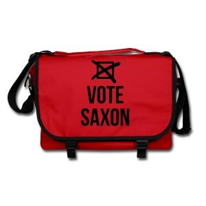Shoulder Bag - Vote Saxon - Shoulder Bag