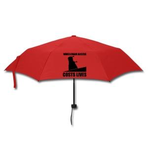 Umbrella - Dalek Ramp - Umbrella (small)