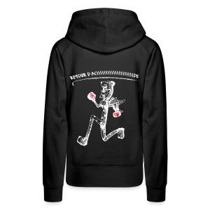 Mr Dada d'acide femme - Sweat-shirt à capuche Premium pour femmes