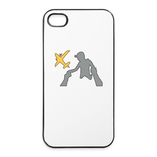 Coque iPhone 4/4S - exit - Coque rigide iPhone 4/4s