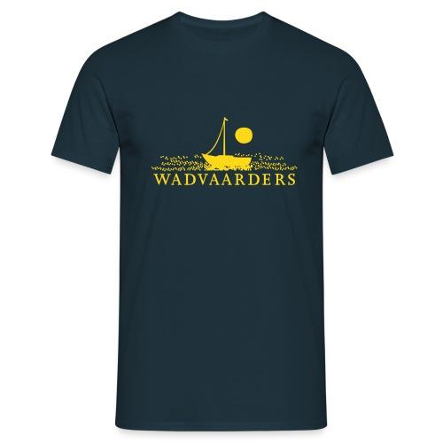 Standaard T-shirt/flock - Mannen T-shirt