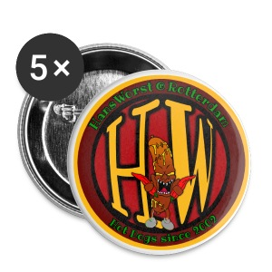 Hans Worst Buttons - Buttons large 56 mm