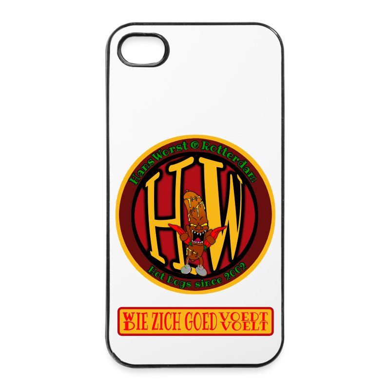 iphone HW-hoesje - iPhone 4/4s Hard Case