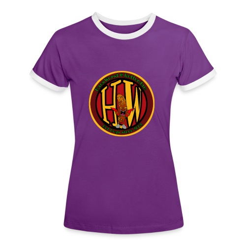 Kids HW Shirt - Women's Ringer T-Shirt