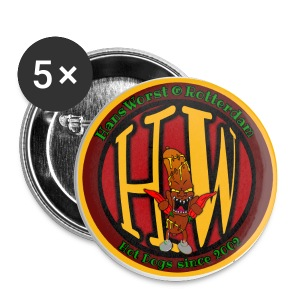 HW-Button 25mm - Buttons small 25 mm