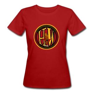 Dames HW-Shirt - Women's Organic T-shirt
