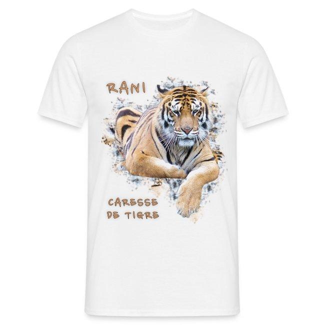 T-Shirt Homme portrait Rani