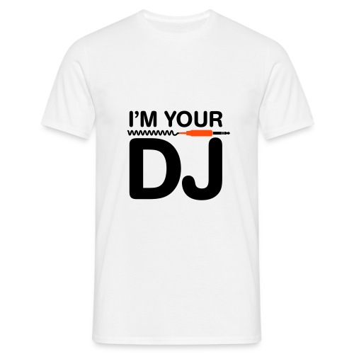 collectif boys i'mnyour DJ3 - T-shirt Homme