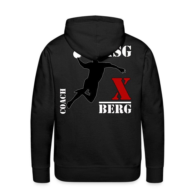 HSG KRZ BERG Hoodie coach - Männer Premium Hoodie