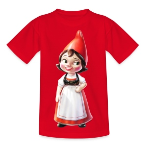 Juliet Child's T-Shirt from Gnomeo and Juliet the Movie - Kids' T-Shirt