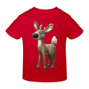 Fawn Child's Organic T-Shirt from Gnomeo and Juliet the Movie - Kids' Organic T-shirt