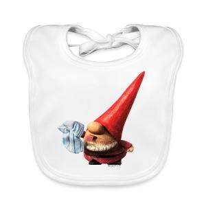 Goon Gleam Organic Bib from Gnomeo and Juliet the Movie - Baby Organic Bib