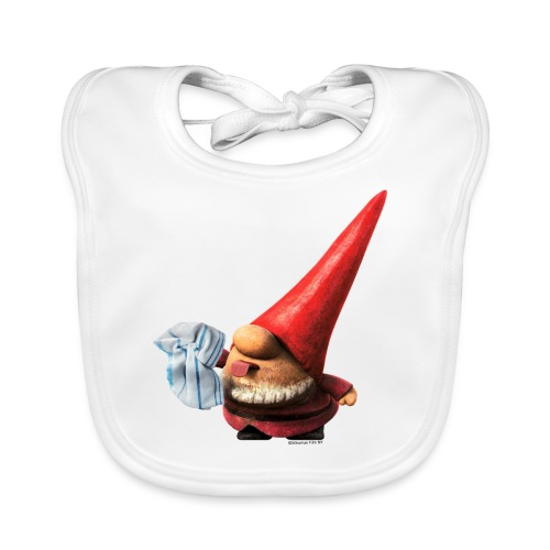 Goon Gleam Organic Bib from Gnomeo and Juliet the Movie - Baby Organic Bib