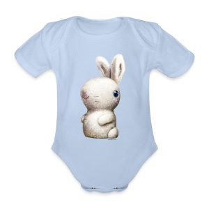 Bunny Onesie from Gnomeo and Juliet the Movie - Organic Short-sleeved Baby Bodysuit