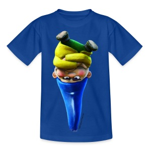 Benny Whoops! Child's T-Shirt from Gnomeo and Juliet the Movie - Kids' T-Shirt