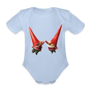 Hi Five Goons Onesie from Gnomeo and Juliet the Movie - Organic Short-sleeved Baby Bodysuit