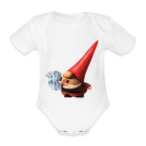 Gleam Goon Onesie from Gnomeo and Juliet the Movie - Organic Short-sleeved Baby Bodysuit