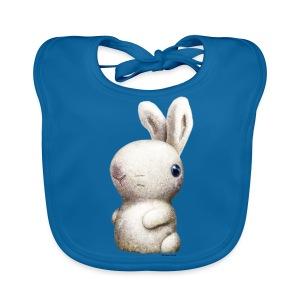 Bunny Organic Bib from Gnomeo and Juliet the Movie - Baby Organic Bib