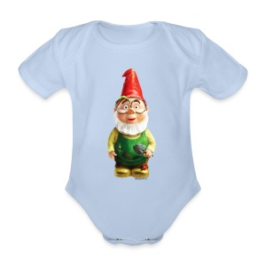 Paris Onesie from Gnomeo and Juliet the Movie - Organic Short-sleeved Baby Bodysuit