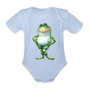 Nanette Onesie from Gnomeo and Juliet the Movie - Organic Short-sleeved Baby Bodysuit