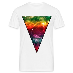 Mens hipster tee - Men's T-Shirt