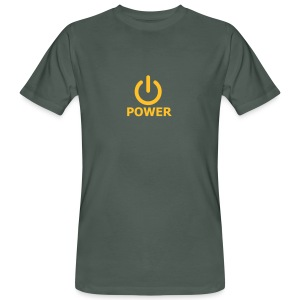 Power-Shirt - Männer Bio-T-Shirt